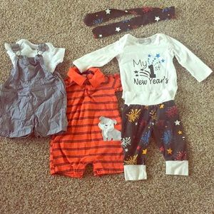 Other - 12 Month Outfits